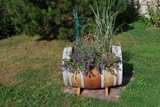 Gebrauchte Weinfässer